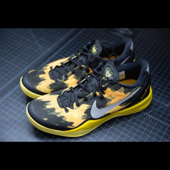 Nike Shoes | Kobe 8 Sulfur Electric